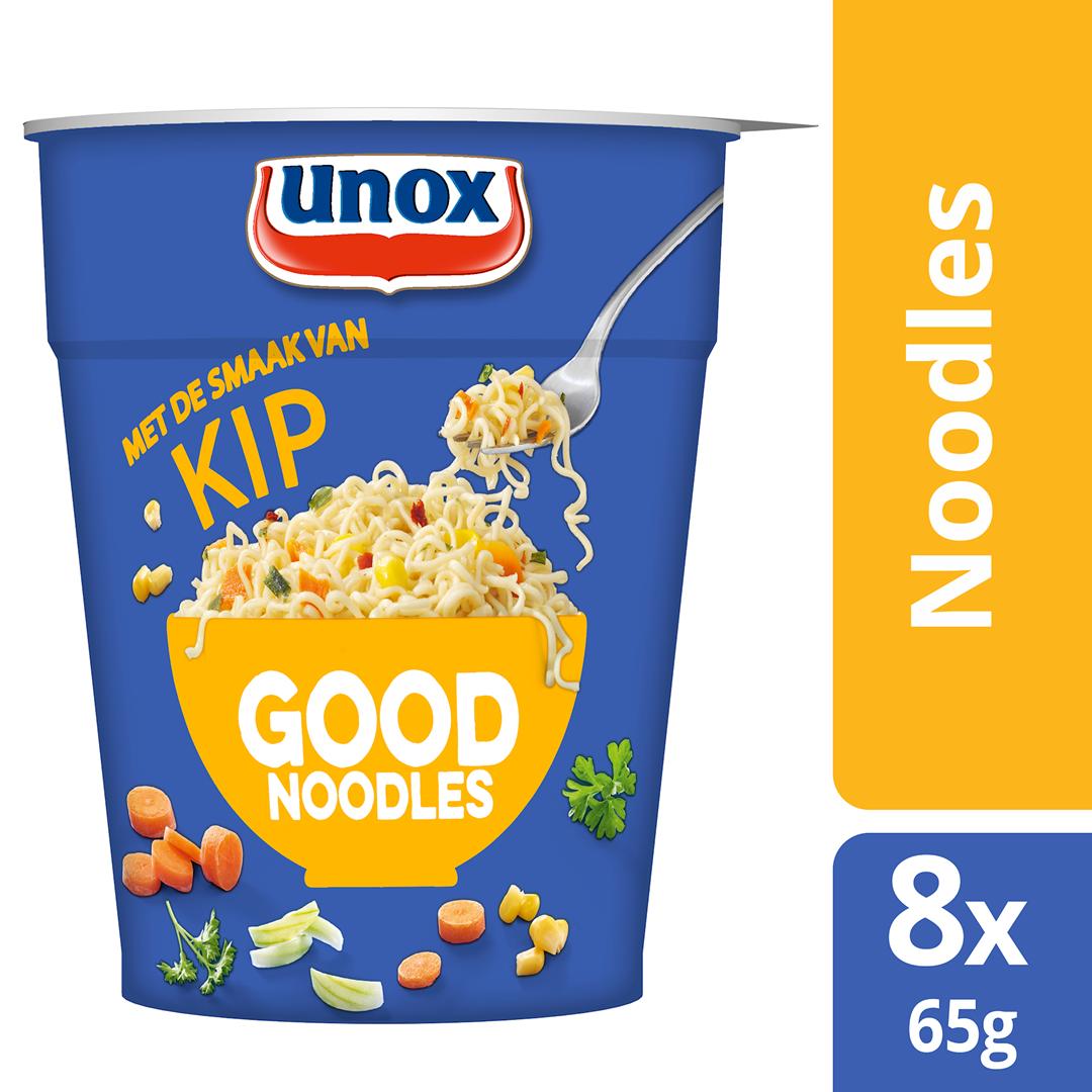 Productafbeelding Unox Good Noodles Kip 65g
