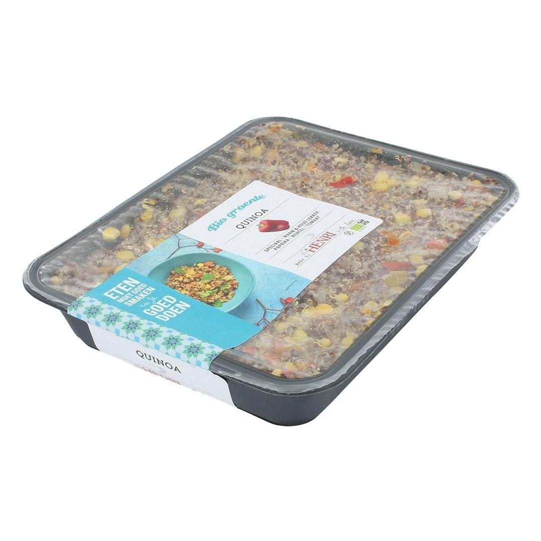 Productafbeelding Biologische quinoa met groenten