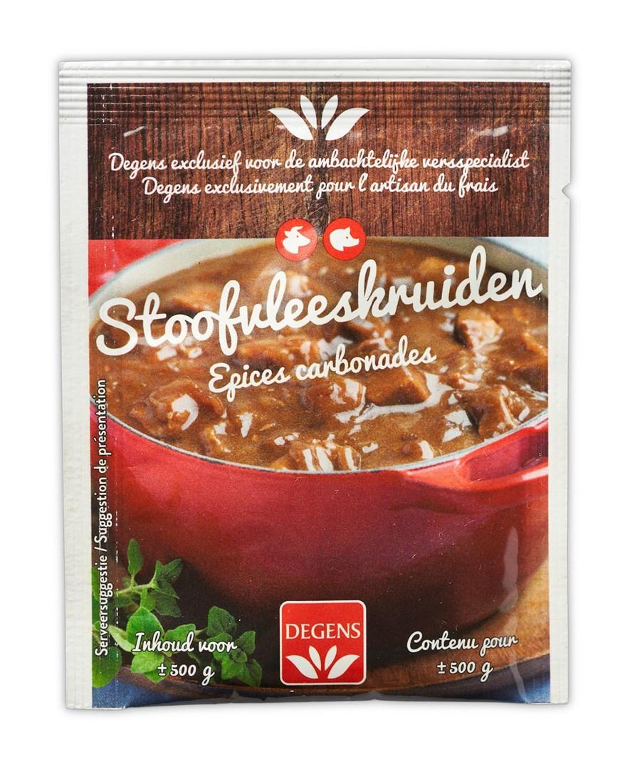 Productafbeelding Stoofvleeskruiden 10 g
