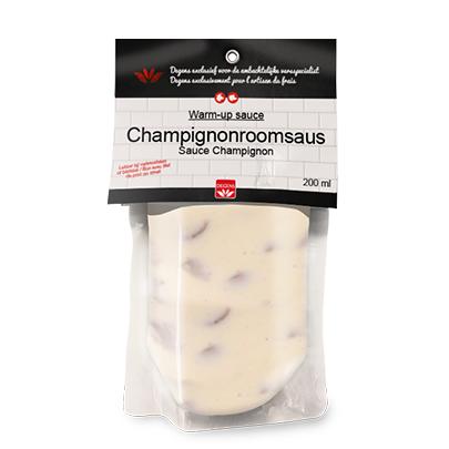 Productafbeelding Champignonroomsaus 200 ml