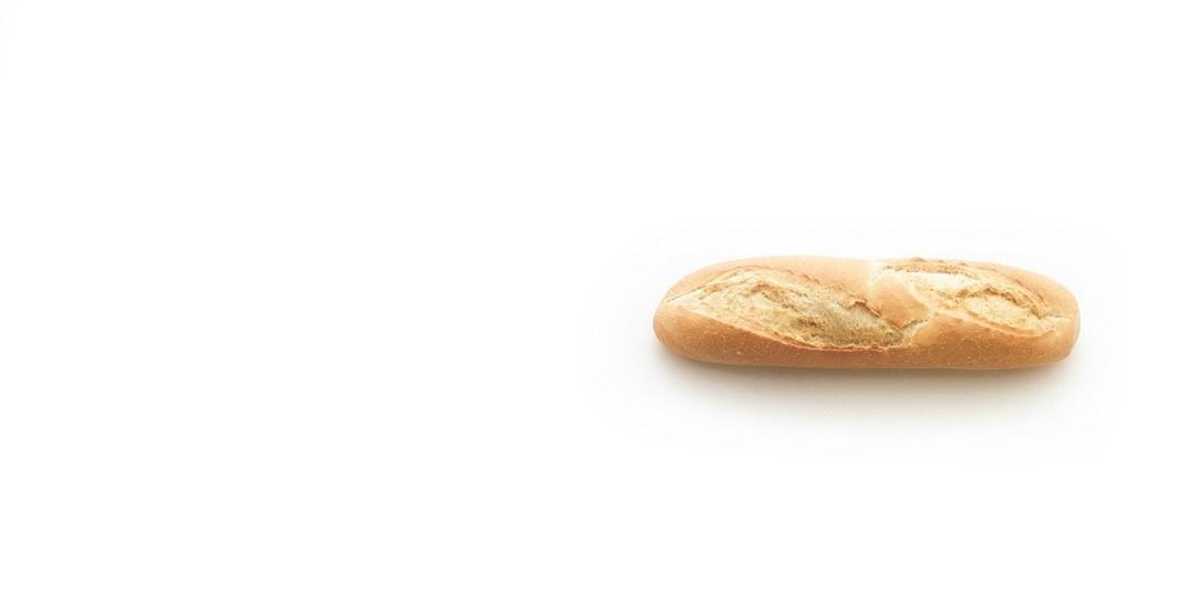 Productafbeelding Halve baguette wit