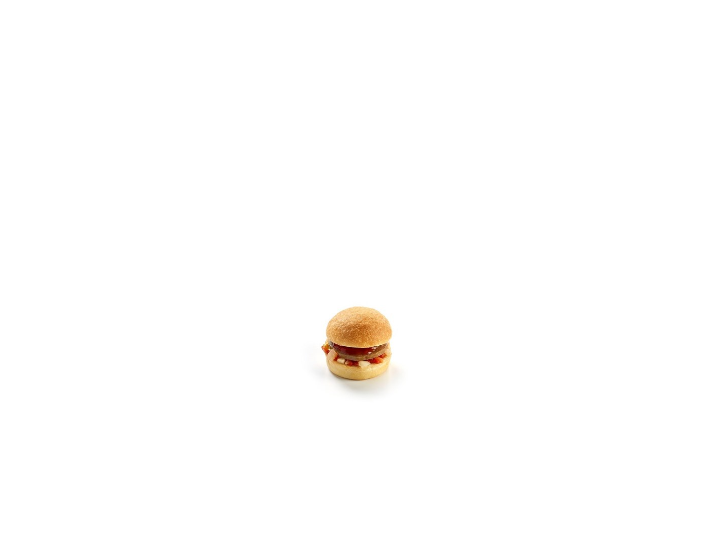 Productafbeelding MINI BEEF BURGER