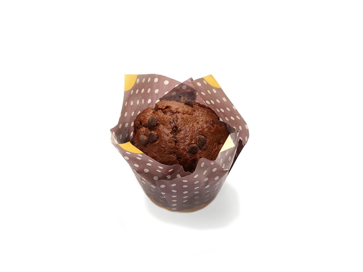 Productafbeelding Muffin choco diepvries