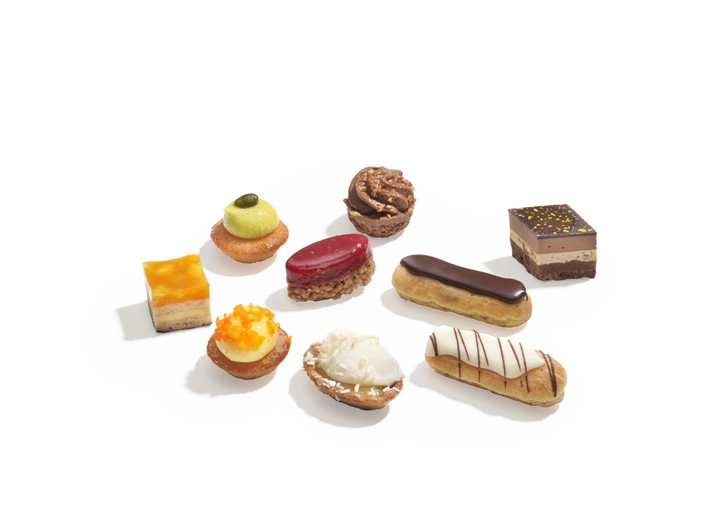 Productafbeelding French Petit Fours de Luxe