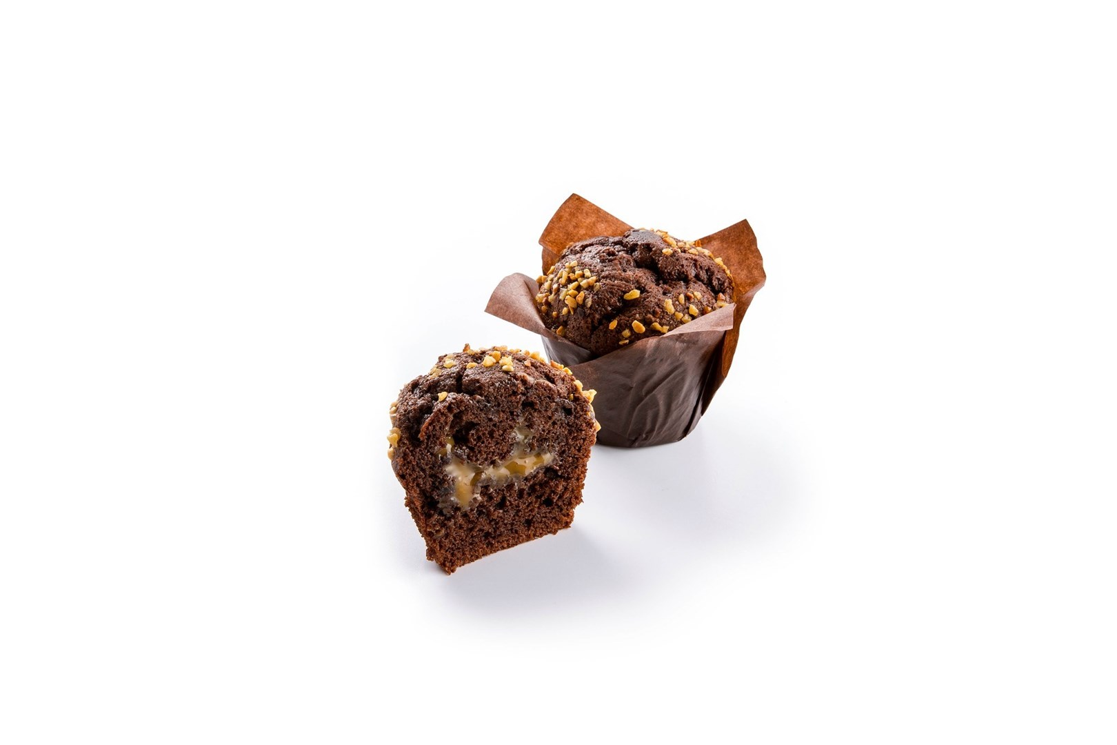 Productafbeelding MUFFIN CHOC & SALTED CARAMEL