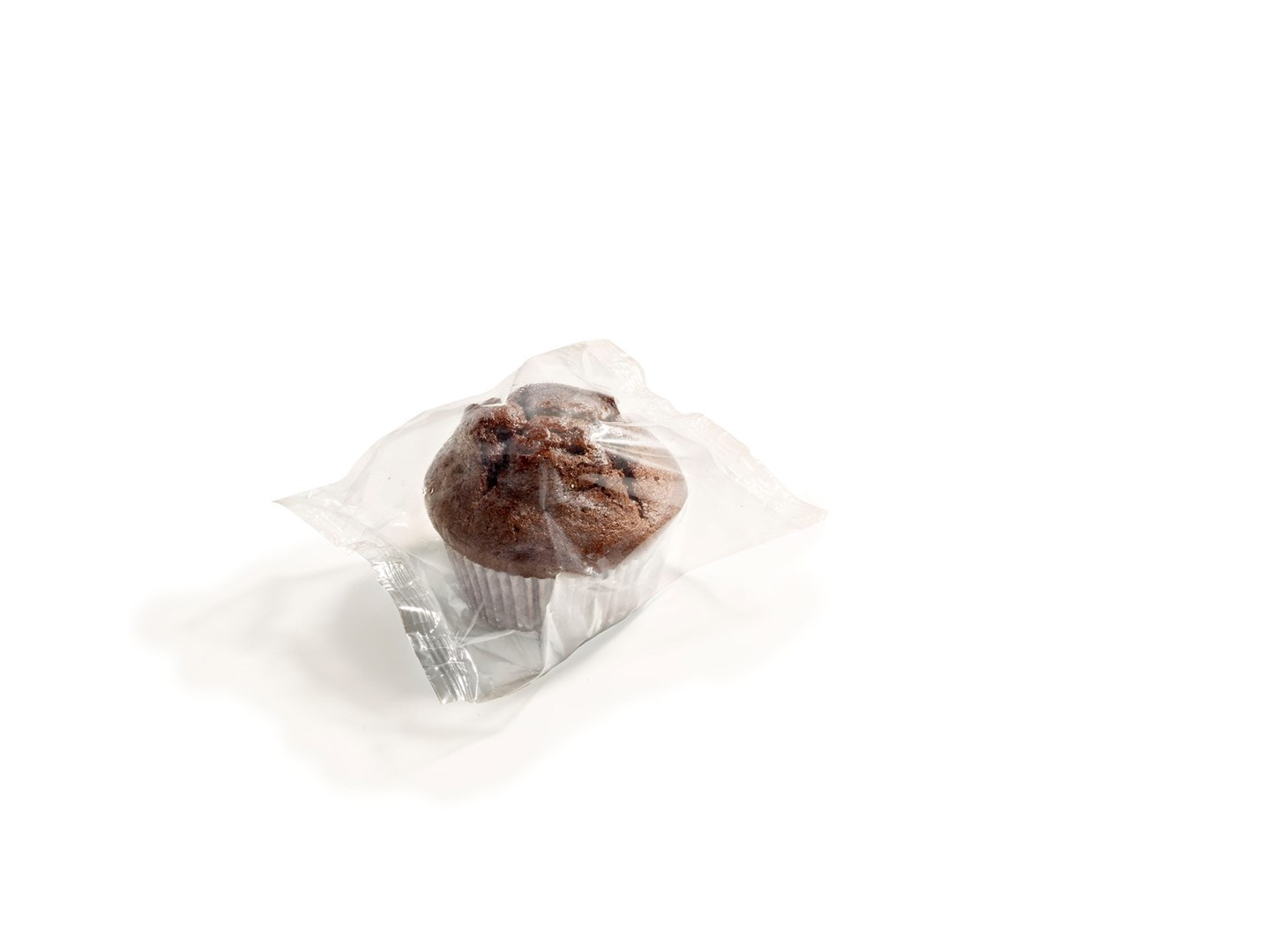 Productafbeelding DOUBLE CHOC CHIP MUFFIN, SINGLE
