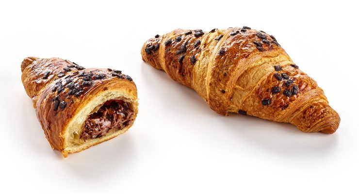 Productafbeelding CROISSANT CHOCOLATE HAZELNUT