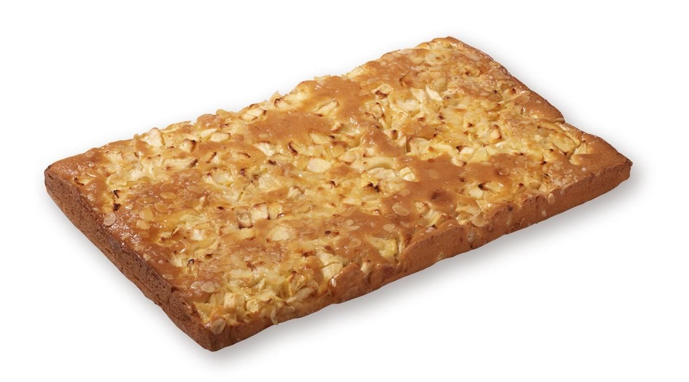Productafbeelding Cakeplaat appel & amandel diepvries