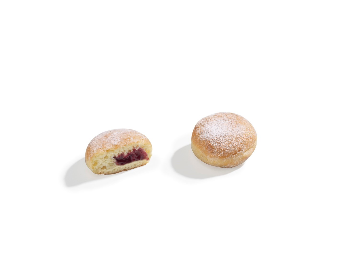 Productafbeelding MINI BEIGNET FRUITS ROUGES