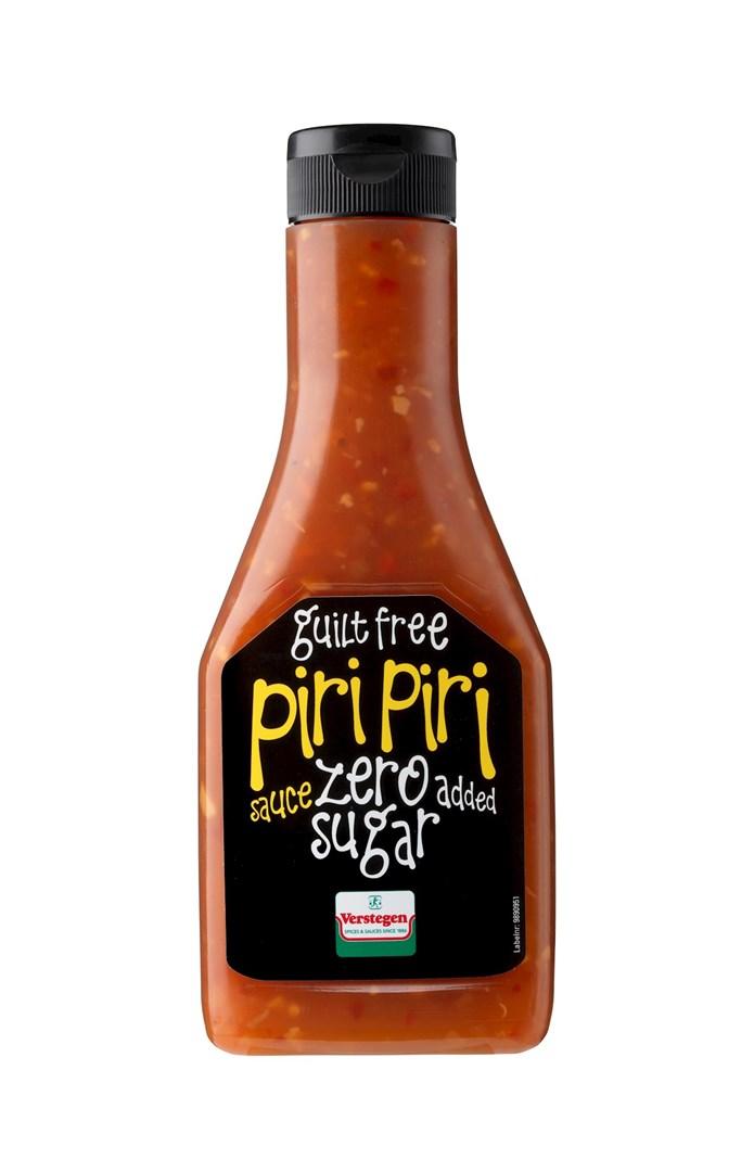 Productafbeelding Verstegen Guilt Free Piri Piri sauce 285 ml fles