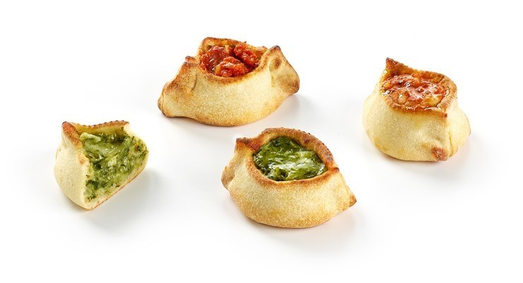 Productafbeelding MINI PIZZA CUP MIX