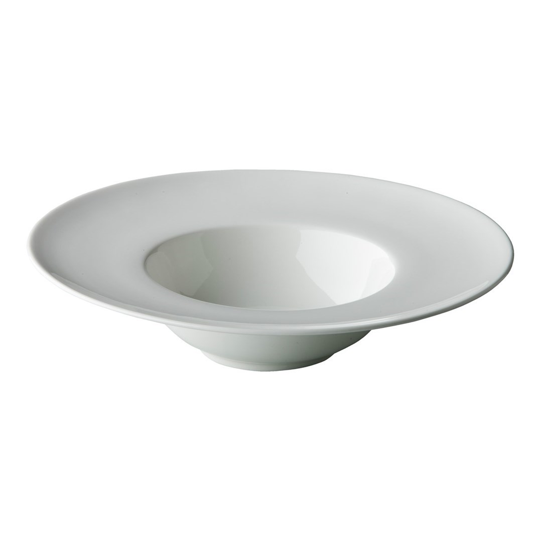 Productafbeelding QFC diep bord met brede rand 27,5 cm