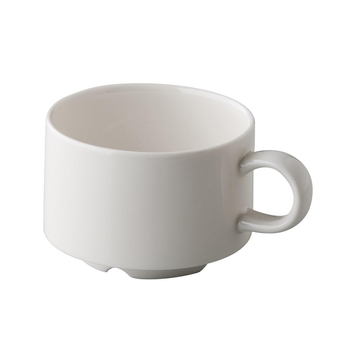 Productafbeelding QFC stapelbare koffiekop 165 ml