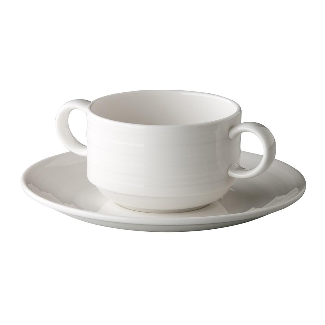 Productafbeelding Concentric soepschotel stapelbaar 17,5 cm