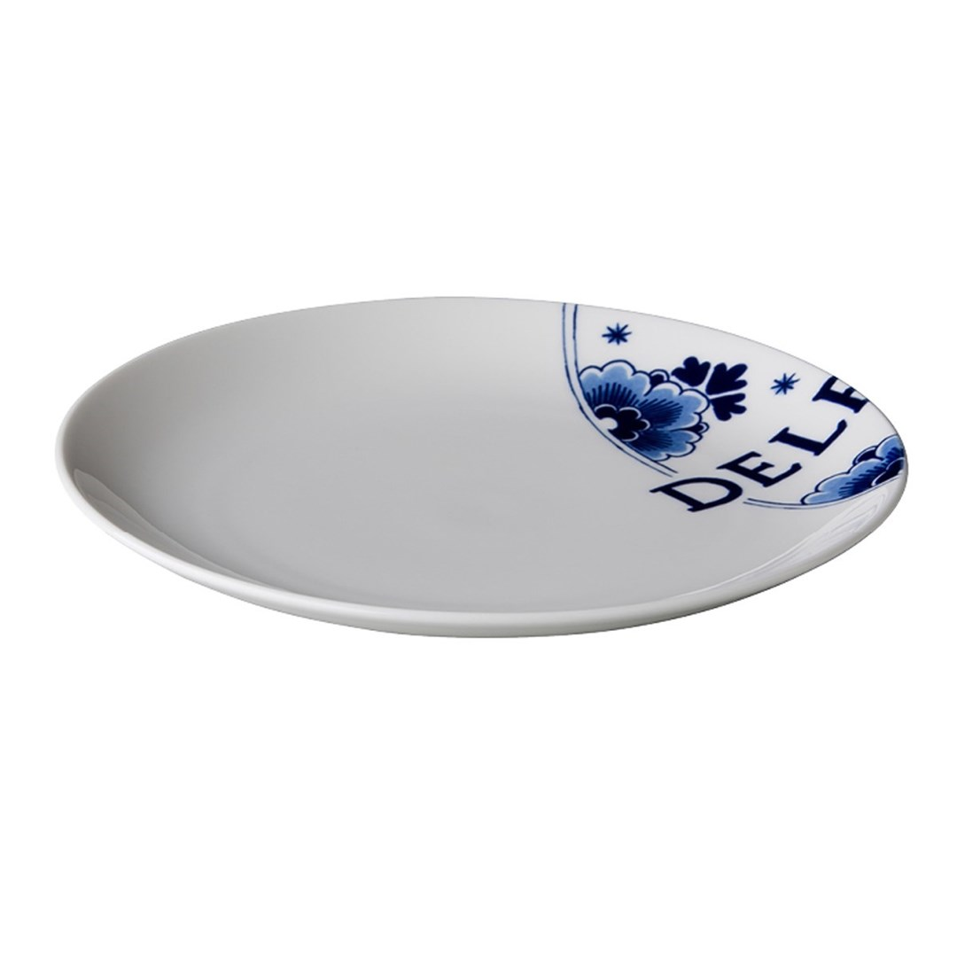 Productafbeelding Royal Delft coupe bord 21,5 cm