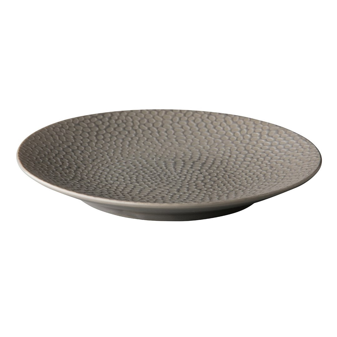 Productafbeelding Coupe bord Honeycomb Grey 16 cm