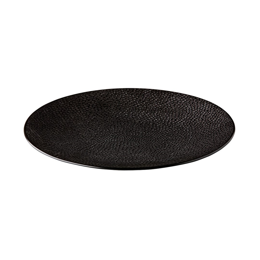 Productafbeelding Coupe bord Honeycomb Black 21 cm