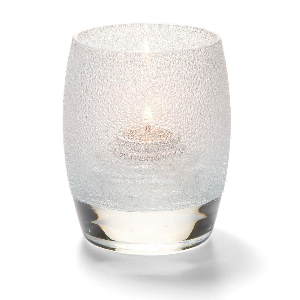 Productafbeelding Bolvormige lamp glas transparant 7,6 x 9,5 cm