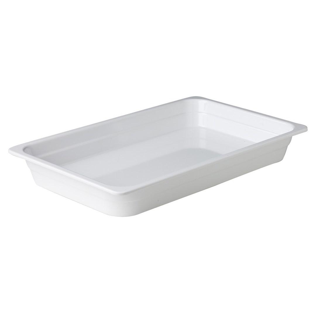 Productafbeelding Gastronormbak 1/1 wit 52,5 x 32,5 x 6,5 cm