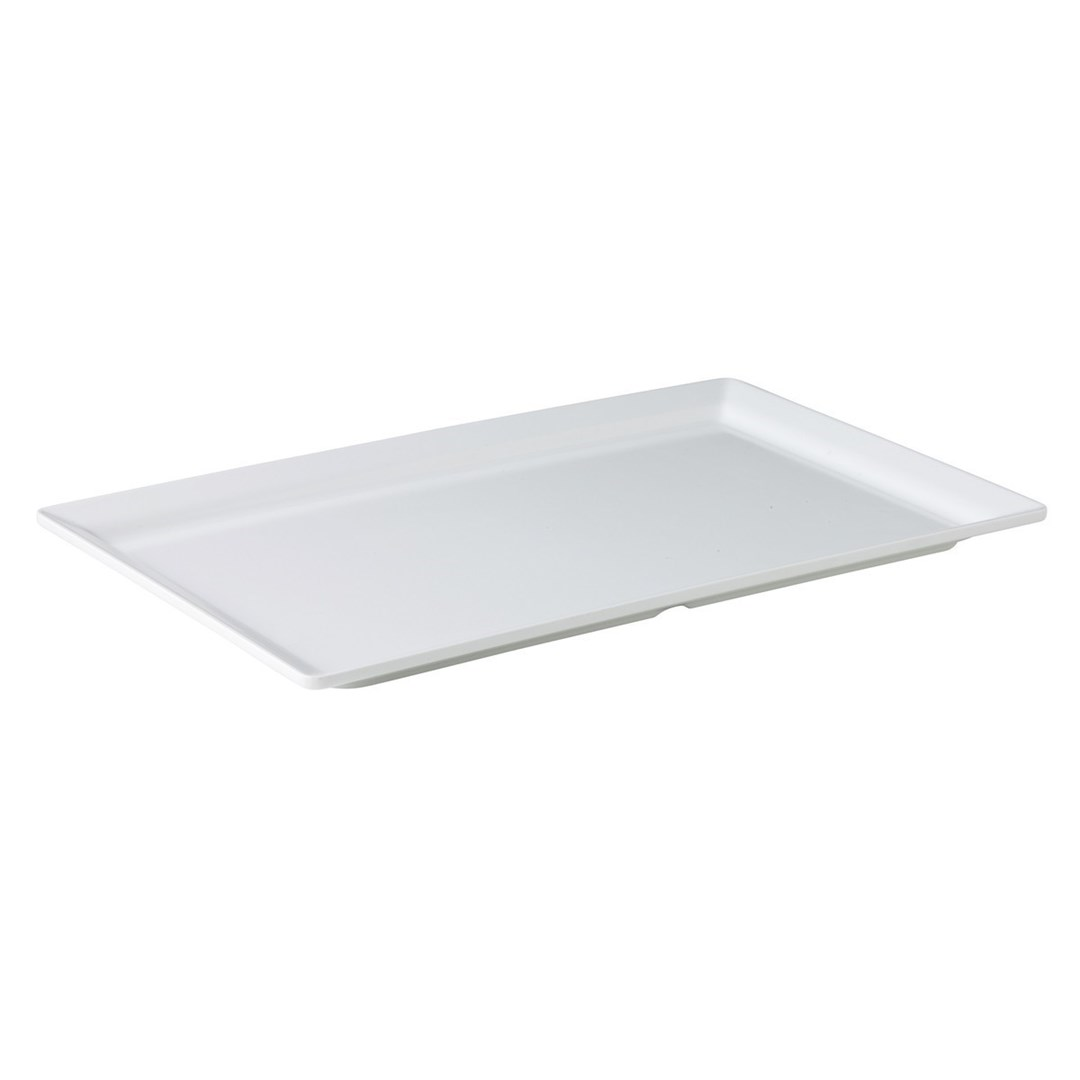 Productafbeelding GN 2/4 plateau met smalle rand 53 x 17 x 3 cm