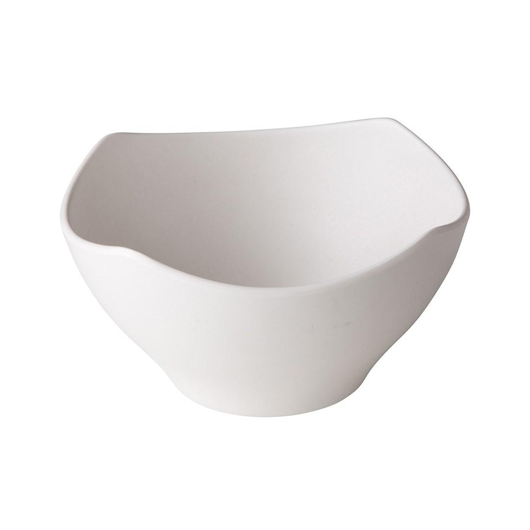 Productafbeelding Schaal Zen Square crème 21 cm