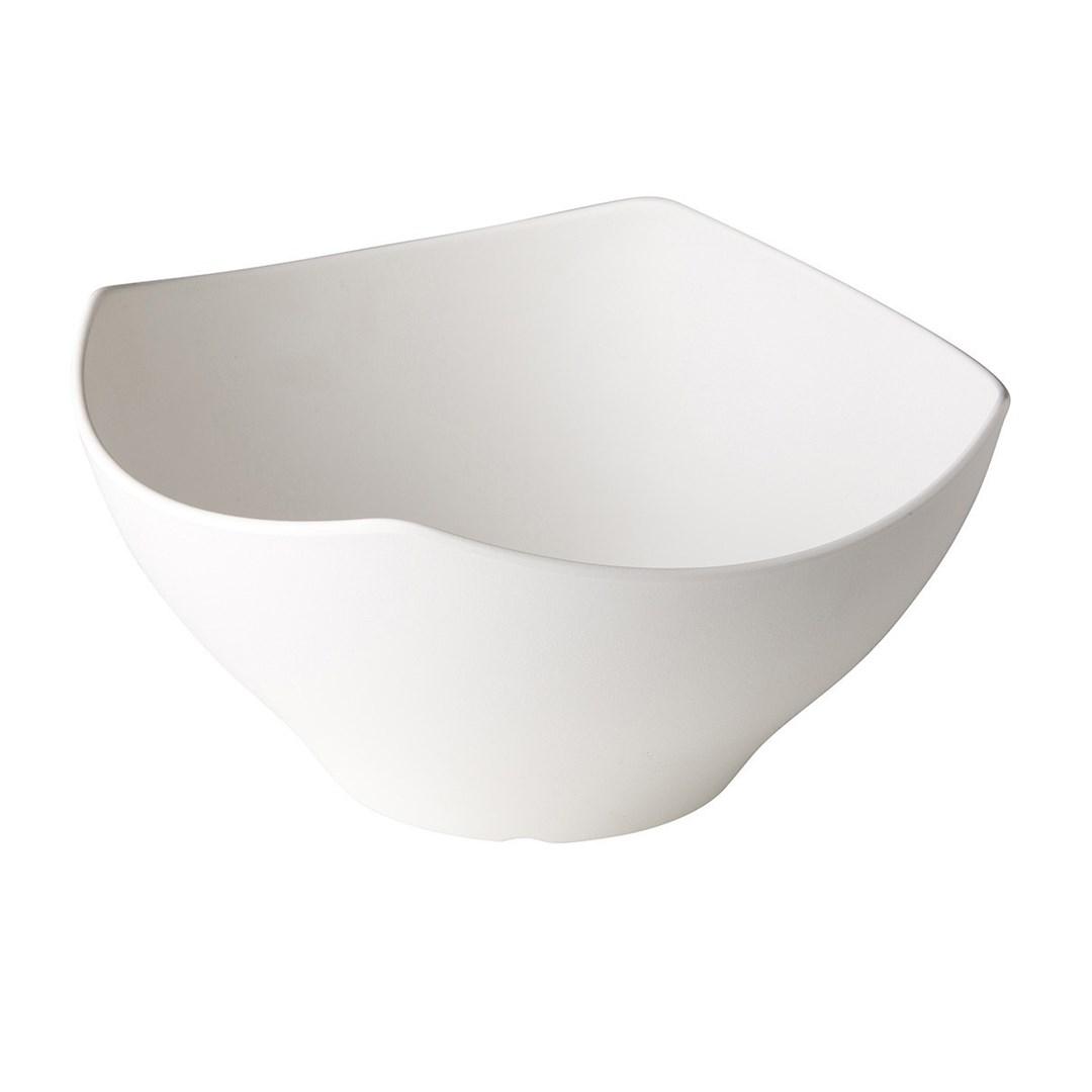 Productafbeelding Schaal Zen Square crème 35 cm