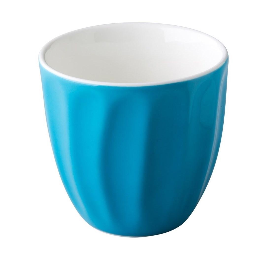 Productafbeelding Coffeepoint stapelbare koffiekop blauw 180 ml