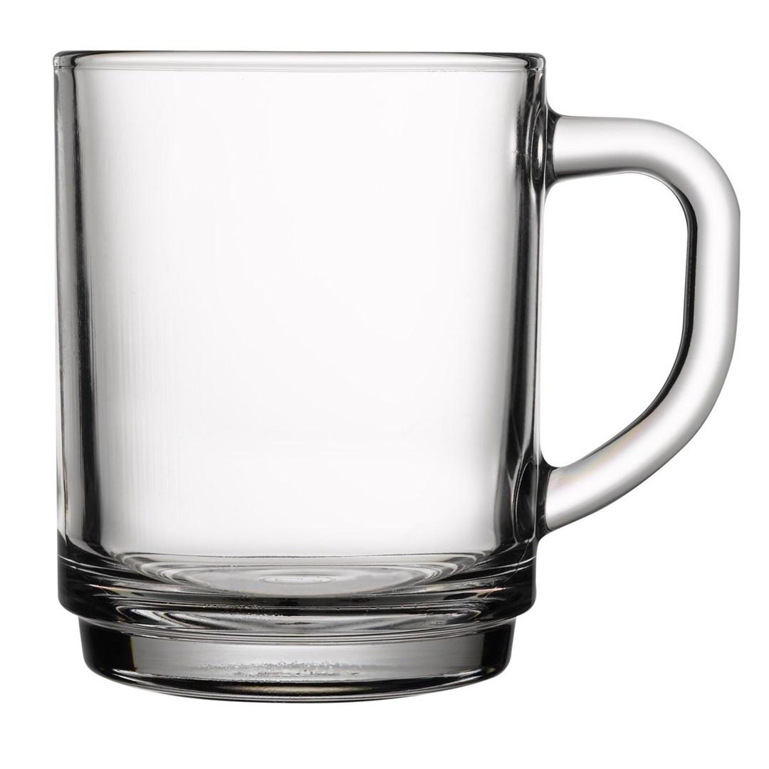 Productafbeelding Thee- & koffie glas (gehard) 255 ml