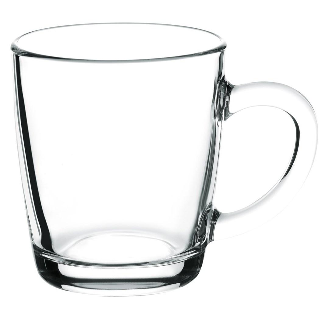 Productafbeelding Thee- & koffie glas (gehard) 340 ml