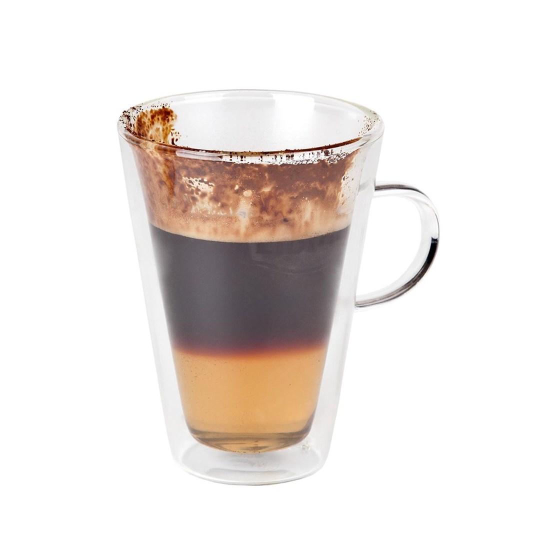 Productafbeelding Macchiato-/theeglas dubbelwandig 280 ml