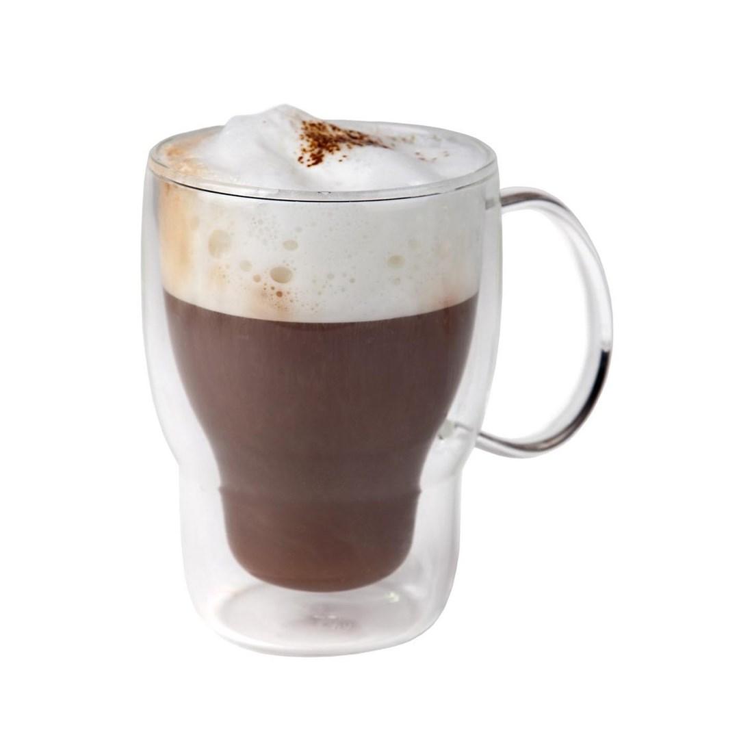 Productafbeelding Koffie-theeglas dubbelwandig 400 ml