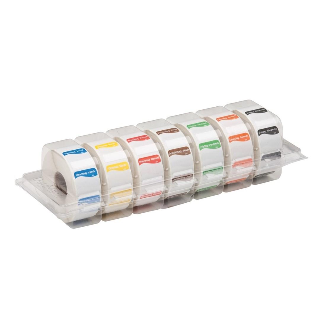Productafbeelding Disp. Makk. verwijderbare stickers 25 mm 7x1000/ds