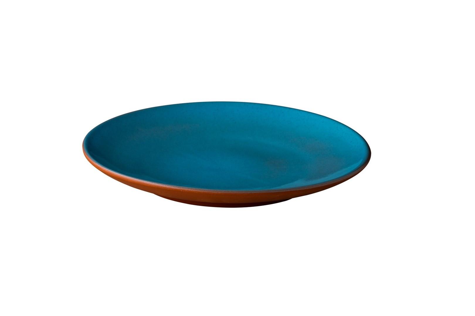 Productafbeelding Stoneheart bord 20 x 2 cm blauw