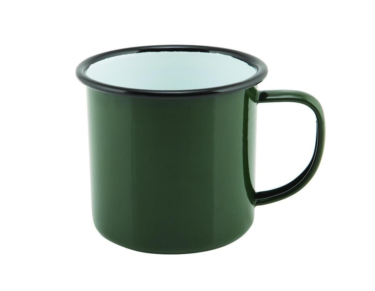 Productafbeelding Emaille mok groen 360 ml