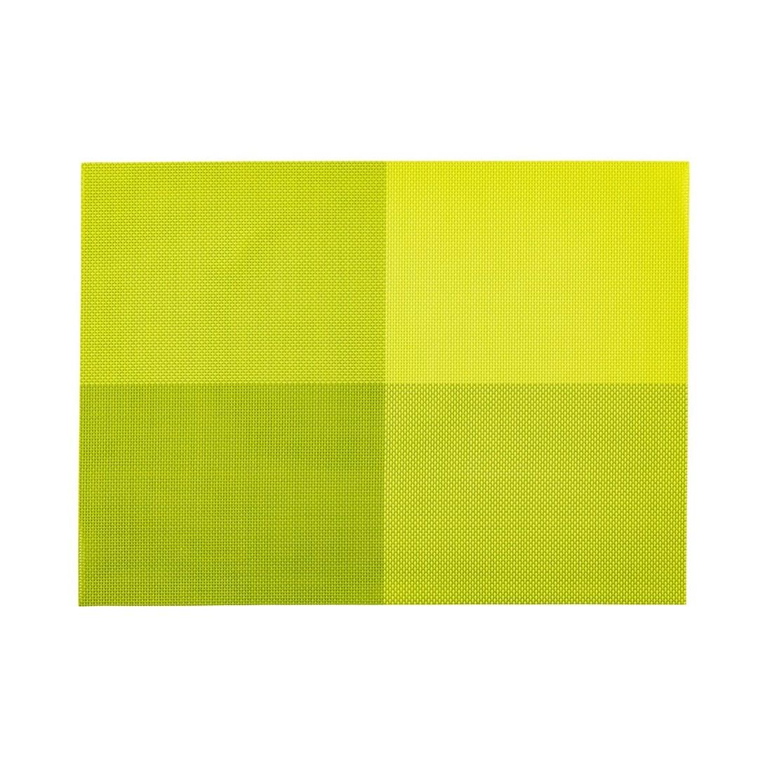 Productafbeelding Placemat rechthoekig Groen 45 x 33 cm