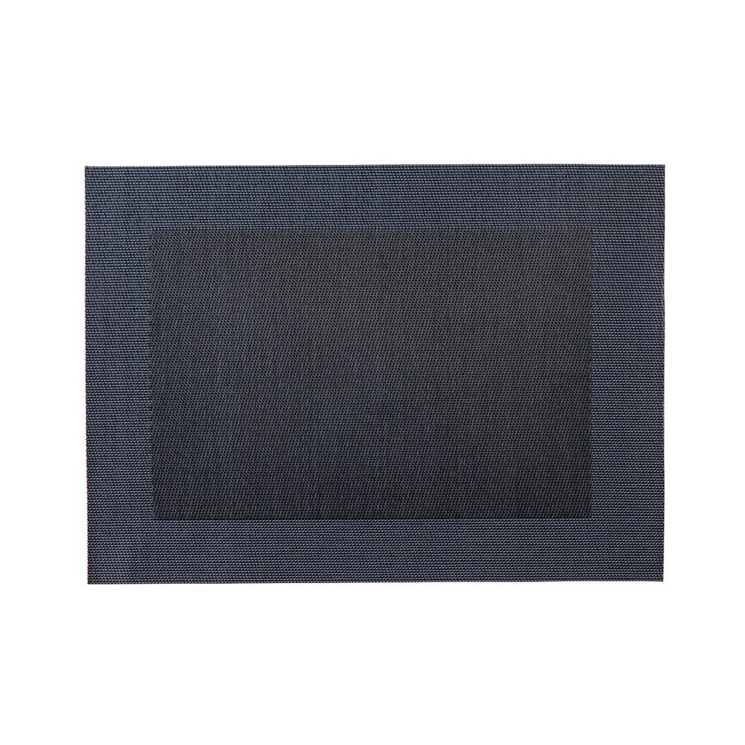 Productafbeelding Placemat rechthoekig donkerblauw 45 x 33 cm