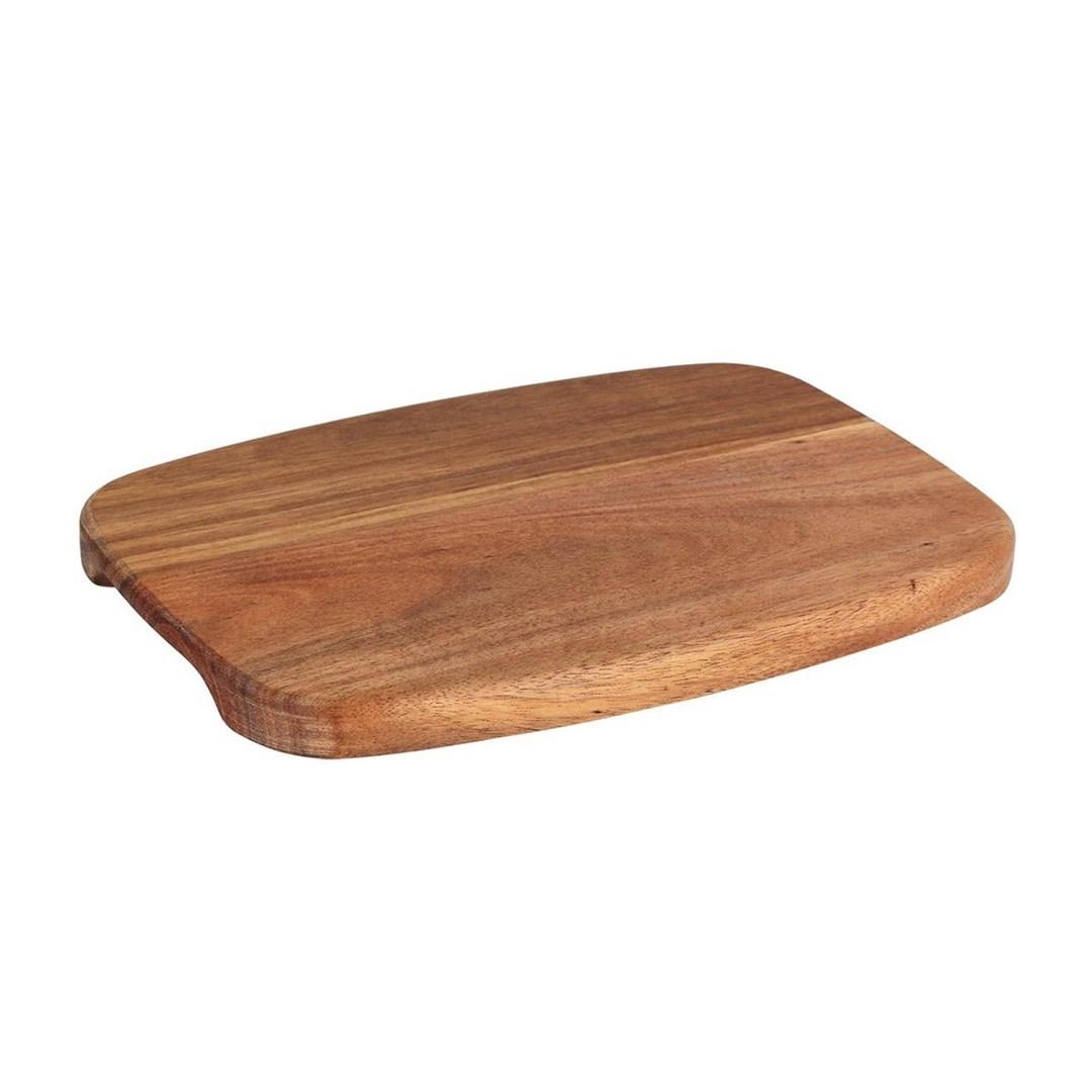 Productafbeelding Acacia serveerplank rechthoekig 22,5 x 16 cm