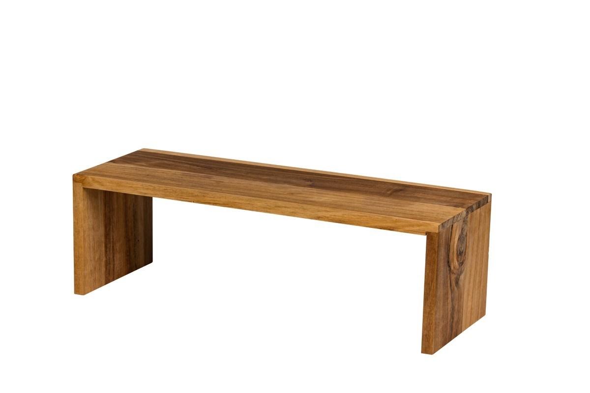 Productafbeelding Houten plank hoog acacia 50 x 18 x 16