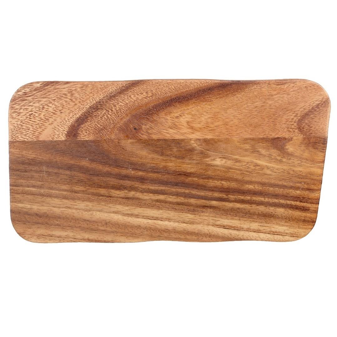 Productafbeelding Rechthoekige plank 30 x 14 x 2 cm