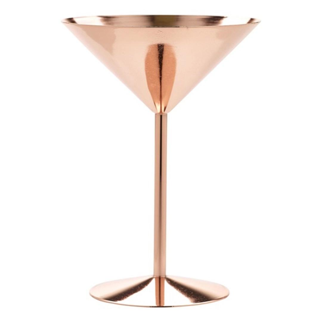 Productafbeelding Martini glas koper 240 ml