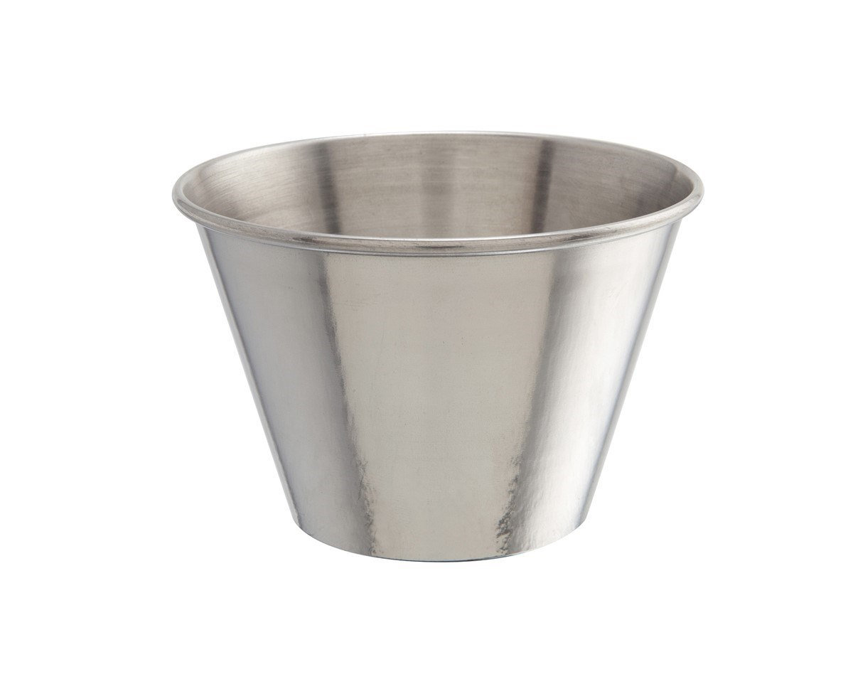 Productafbeelding RVS ramekin glad 43 ml