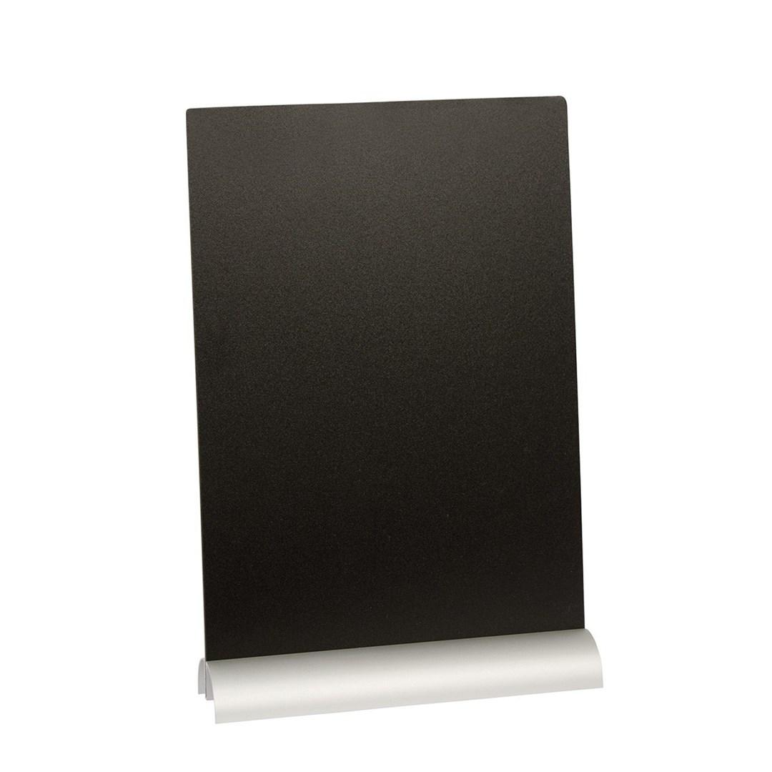 Productafbeelding Tafelkrijtbord m/aluminium onderstel A4