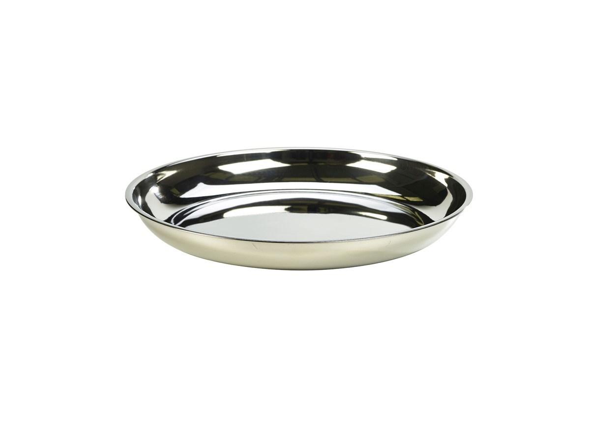 Productafbeelding RVS ronde sharing dish 35 cm