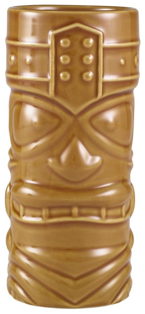 Productafbeelding Tiki beker bruin 400 ml