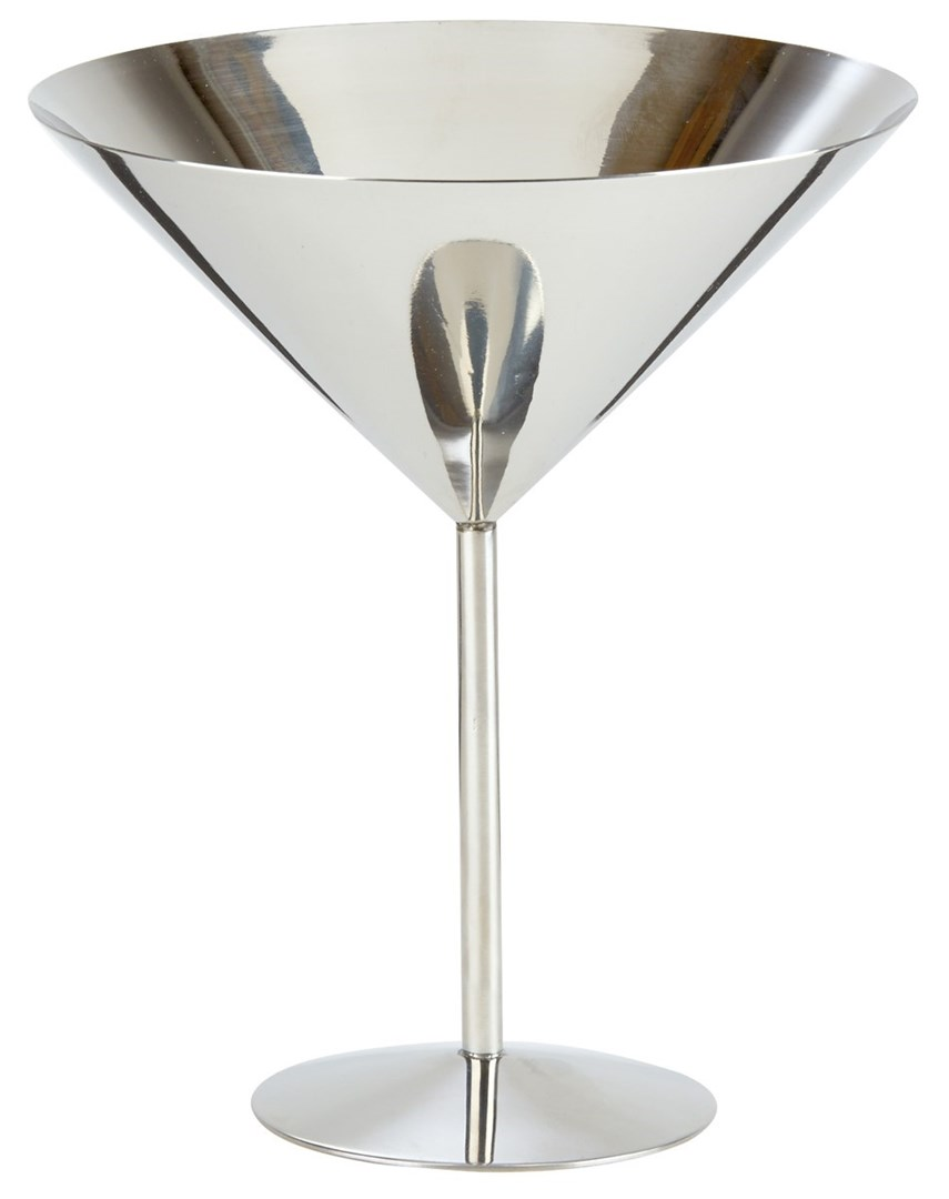 Productafbeelding RVS martini glas hoge voet 520 ml