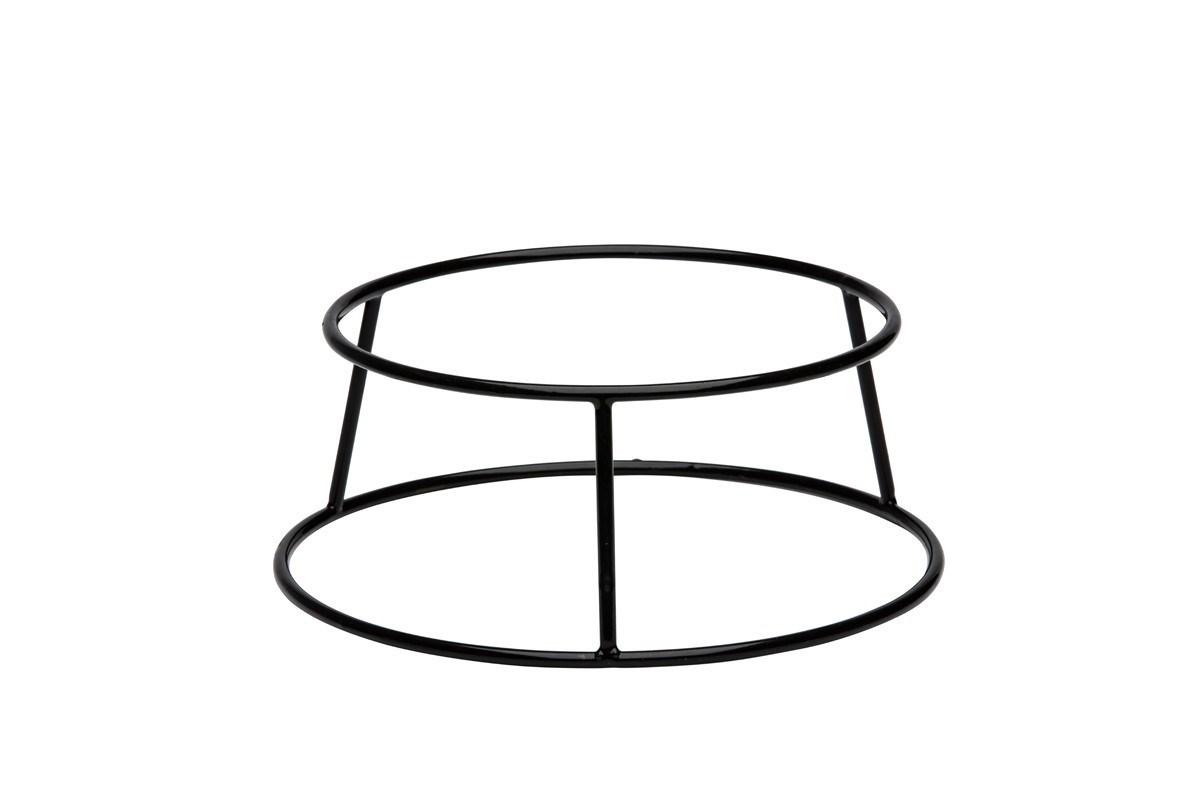 Productafbeelding Buffetverhoger anti-slip zwart 25x21x10