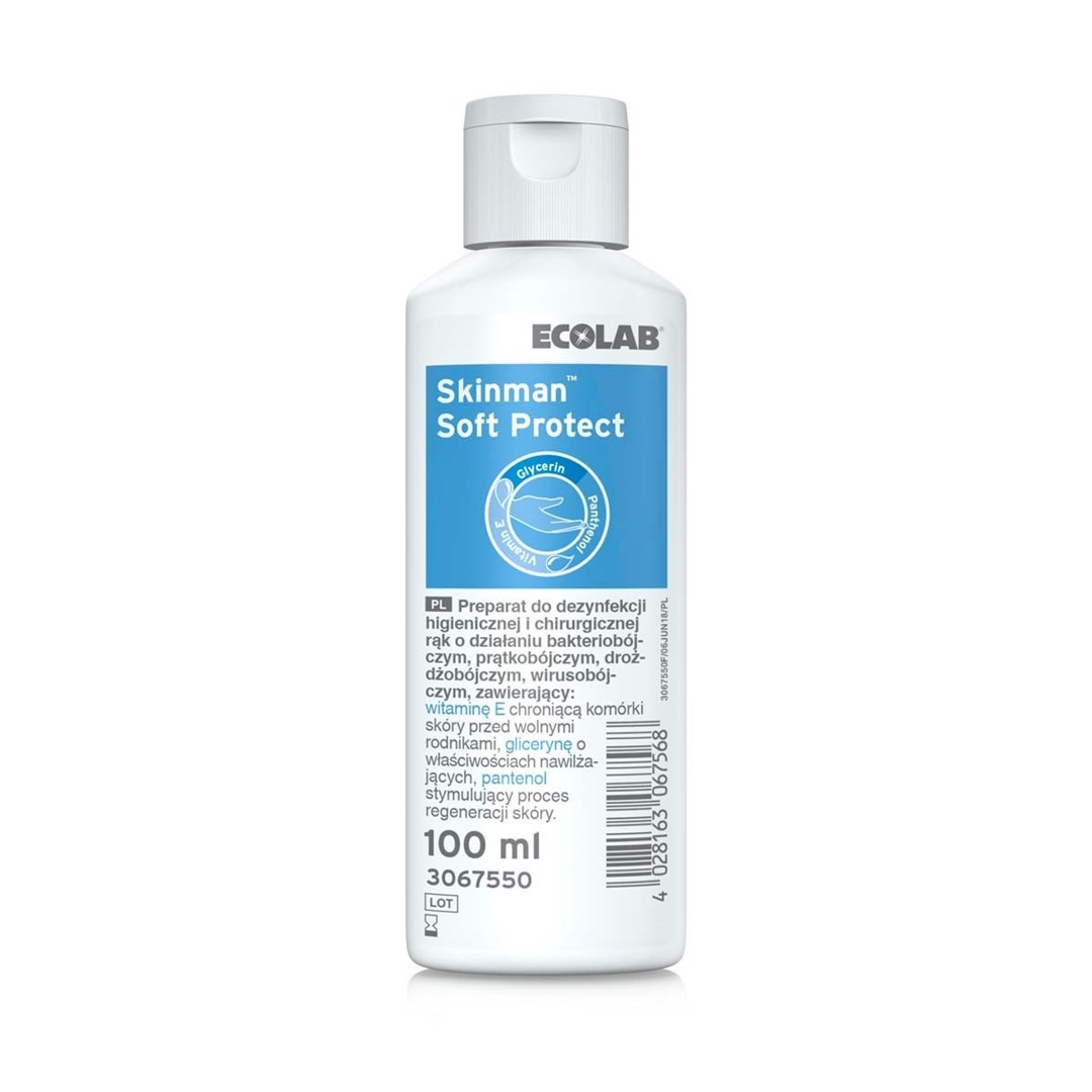 Productafbeelding Ecolab Skinman Soft Protect 50X100Ml