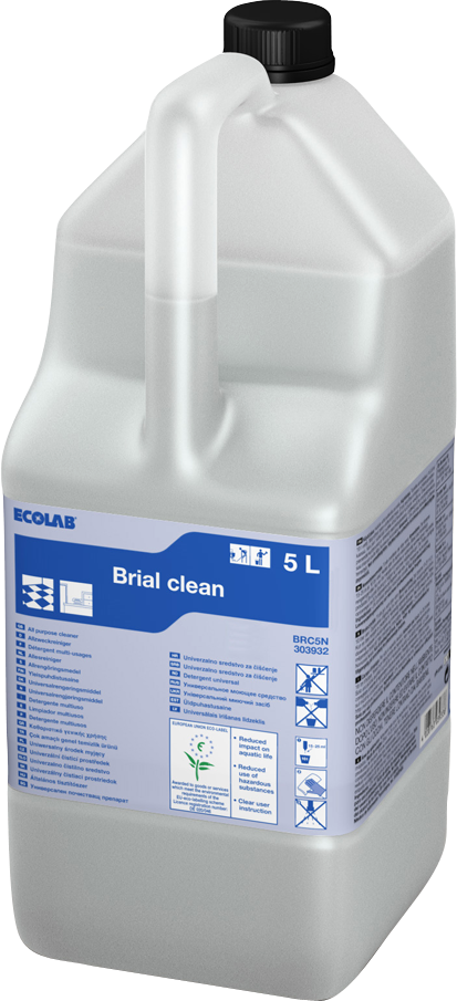 Productafbeelding BRIAL CLEAN 2X5L