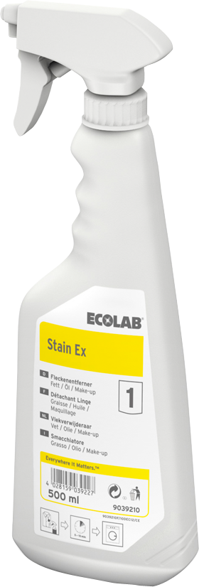 Productafbeelding STAIN EX 1 4X500ML