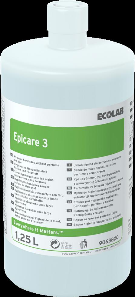 Productafbeelding EPIKARE 3 4X1.25L